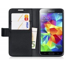 Samsung Galaxy S6 Edge. Lækkert etui med kreditkort holder. Stander funktion.