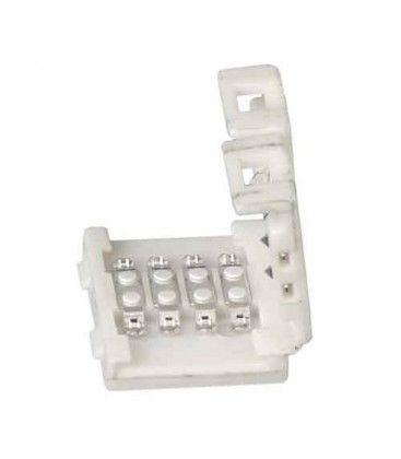 Samleled til 5050 LED bånd - RGB (1 cm), 12V / 24V