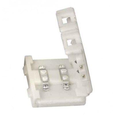 Image of   Samleled til 3528 LED bånd - Enkelt farve (8mm)