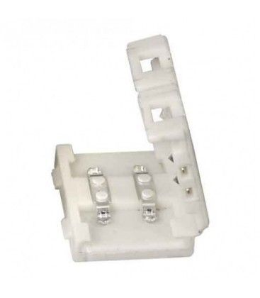 Samleled til 3528 LED bånd - Enkelt farve (8mm)