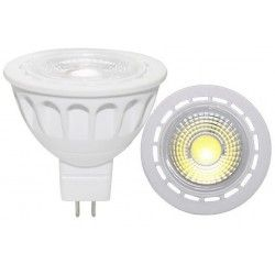 MR16 / GU5.3 fatning LEDlife LUX4 LED spotpære - 4W, dæmpbar, 12V, MR16 / GU5.3