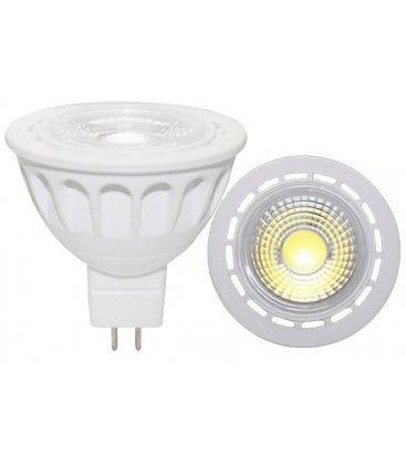 LEDlife LUX4 LED spotpære - 4W, dæmpbar, 12V, MR16 / GU5.3