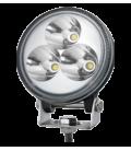 Arbejdslampe 9W, Kold hvid, 12-24V - Bil, Lastbil, båd, Trailer, Udrykningskøretøjer
