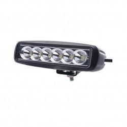 LED Projektør 18W LED arbejdslampe - Bil, lastbil, traktor, trailer, udrykningskøretøjer, kold hvid, 12V / 24V