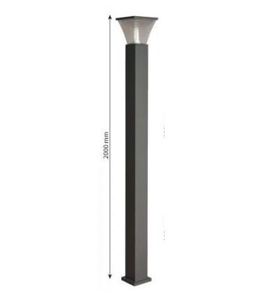 VIGA200 LED Havelampe - 15W, 220V, Neutral Hvid