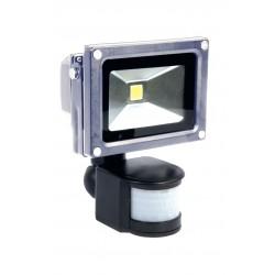 RESTSALG: LED projektør med sensor 30W