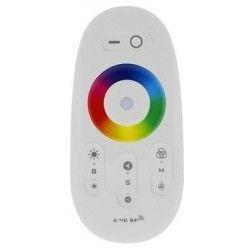 RGB.Wifi.REMOTE only(381): Fjernbetjening til RGB kontroller - Uden kontroller, 12V, RF trådløs, 220W
