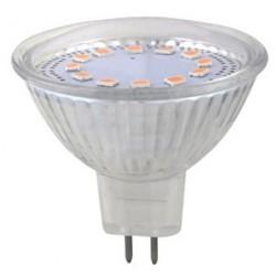 VT-1892: Restsalg: V-Tac 3w LED spot - Glashus, kold hvid, 12v, MR16