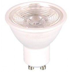 V-Tac 7W LED spot - Fokuseret 38 grader, 550lm, Varm hvid, GU10