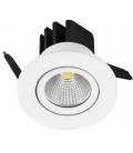 3W LED Indbygningsspot, 230v, 240lm, hvid