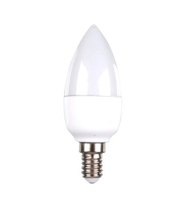 V-Tac 6W LED kerte pære - Dæmpbar, E14