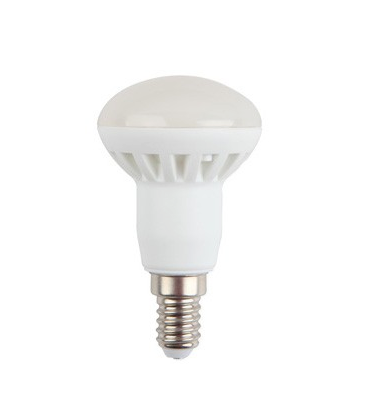 3W E14 LED pære - 210lm, 120 grader