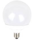 V-Tac 13W LED globe pære - Ø12 cm, varm hvid, E27