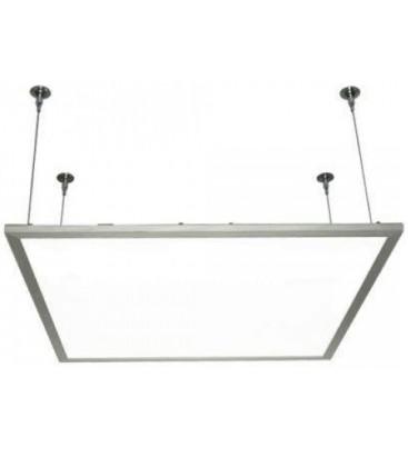 LED Panel 60x60 med ophæng - 45w, 3600 lumens