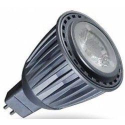 VT-1837: V-Tac 7W MR16 LED Sharp COB Spot - Fokuseret 38 grader, 380lm, 12V