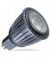 V-Tac Sharp COB LED spotpære - 7W, fokuseret 38 grader, 380lm, 12V, MR16