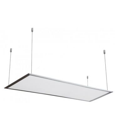 LED Panel 120x30 cm - 45w, 3600lm, 120 grader