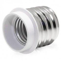 Kraftige LED pærer E27 E40 til E27 adapter
