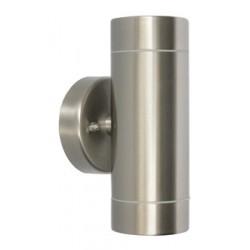 V-Tac Væglampe med op/ned lys - Udendørs, GU10 fatning, IP65