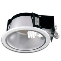 vena.hvid.ind: VENA E27 LED Indbygningsspot - Hvid, E27