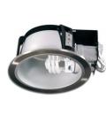 VENA E27 LED Indbygningsspot - Blank Nikkel, E27