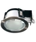 PICA LED Indbygningsspot - Blank Nikkel