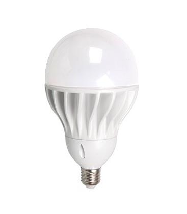 30W E27 LED pære - 2200lm, 150 grader, aluminium hus