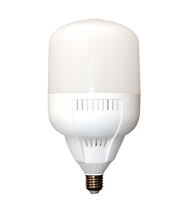 30W LED E27 Koglepære - 2400lm, 200 grader, E27-fatning
