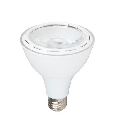 12W LED E27 Pære - 750lm, 40 grader, E27-fatning