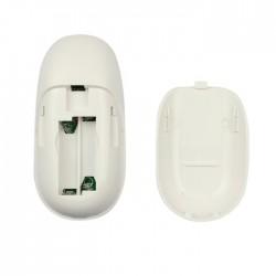Wifi.Dim.RemoteOnly: Fjernbetjening til trådløs dæmper - Uden kontroller, RF trådløs, 12V (96W), 24V (192W)