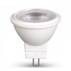 V-Tac 2W MR11 LED Spot - Varm hvid, 140lm, 38 grader