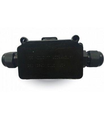 Samlebox Vandtæt - Til samling af LED projektør ledninger