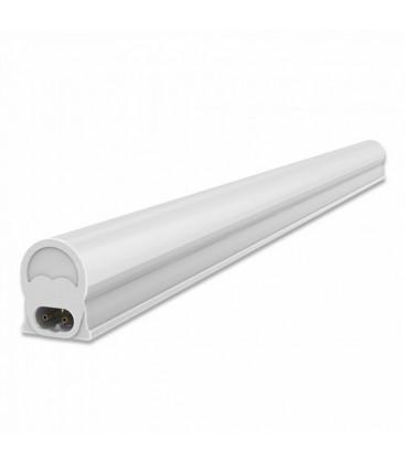 T5-BASIC30 - Komplet LED lysstofrør + armatur, 4w, 30cm, Tænd/sluk kontakt