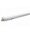V-Tac Komplet vandtæt LED armatur - 36W, IP65, 120cm