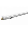 V-Tac vandtæt 36W LED komplet armatur - 120 cm, IP65, 230V