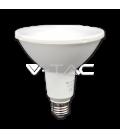 15W LED Pære - PAR38, IP65 godkendt, E27