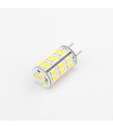 TIVO4 LED pære - 4W, dæmpbar, varm hvid, 12V, GY6.35