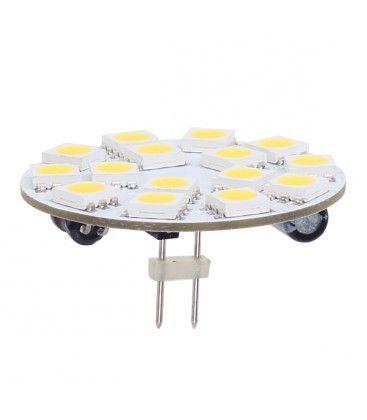 DIGA3 LED pære - 3W, dæmpbar, varm hvid, 12V, G4