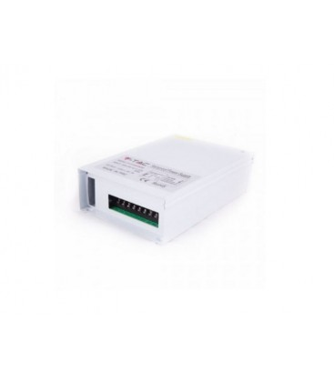 V-Tac strømforsyning - 120W, IP45, 12V, 10A, regntæt