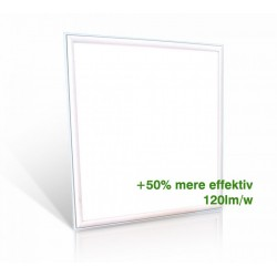 Panel.36w.nw: LED Panel 60x60 - 36w, 4200 lumens, hvid kant + 120lm/w