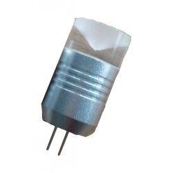 MINO2.G4.dim.ww: MINO2 LED pære - 2W, varm hvid, dæmpbar, 12v, G4