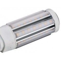 GX24Q LED pære - 11W, 360 grader, kort model, varm hvid, mat glas
