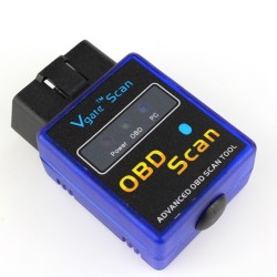 OBDII Bluetooth (Android m.f.) ELM 327 Trådløs Can fejlkodelæser