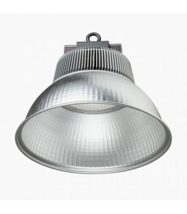 LED High bay lampe - 50w, 6200lm, 100 grader