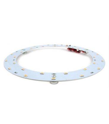 LED indsats 12W - Ø14,2cm, Til udskiftning af cirkel og sommerfuglrør