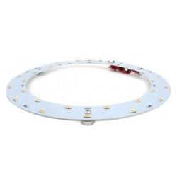 LED indsats 18w - Ø25,1cm, Til udskiftning af cirkel og sommerfuglrør