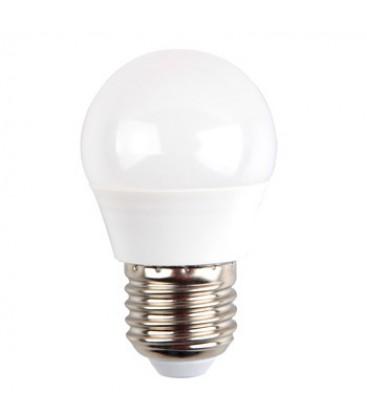 6w LED pære - G45, E27