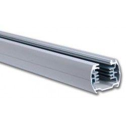Skinnespots LED V-Tac 1,5 meter skinne til skinnespots - Hvid, 3-faset