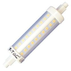 VT-1917: V-Tac R7S LED pære - 118mm, 7w, 230v, R7S