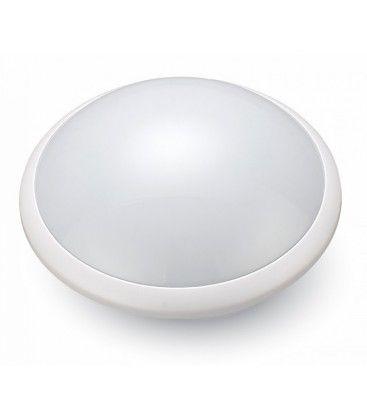 V-Tac sensorlampe - Mikrobølge sensor, IP44 udendørs, E27 fatning, uden lyskilde